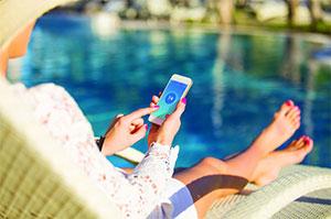 Blue Connect App