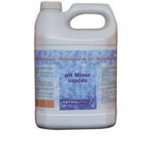 Minorador De pH Líquido Para Electrolisis De Sal 10 L - 40922 AstralPool