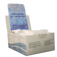 Pack 14 x Floculante En Cartucho 100 gr Para Electrolisis De Sal 1 Kg - 40924 AstralPool
