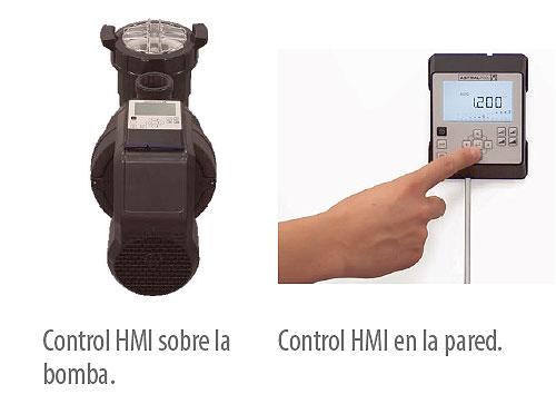 Control HMI