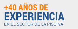 Más de 40 años de experiencia en Piscinas