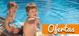 Promociones y ofertas de productos para la piscina