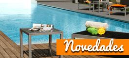 Novedades de nuestra tienda de piscinas